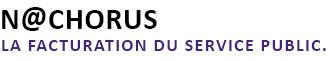N@CHORUS LA FACTURATION DU SERVICE PUBLIC